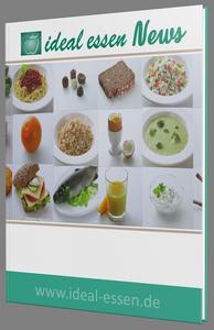 Ideal Essen News - Infomaterial Ihrer Ernährungsberatung Leipzig